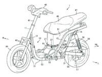 Le premier scooter électrique Suzuki se précise