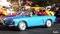Miniature : 1/43ème - ALPINE A108 cabriolet