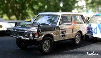 Miniature : 1/43ème - LAND-ROVER Range-Rover