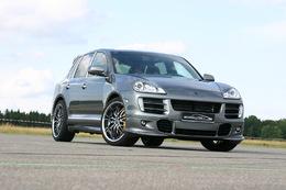 SpeedArt : encore un Porsche Cayenne Diesel tuné