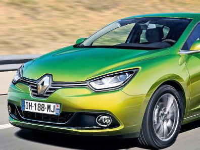 Future Renault Mégane: comme ça?