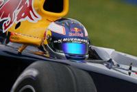 Peter Prodromou est enfin arrivé chez Red Bull Racing