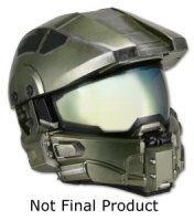 """Insolite : le casque du jeu """"Halo"""" bientôt dispo pour la moto"""