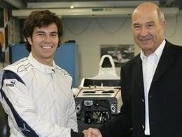 Sergio Perez : Sauber, l'équipe idéale