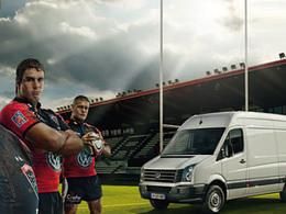 Volkswagen utilitaires et le Rugby Club Toulonnais: une affaire qui dure