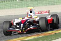 """WSR: les Formula 3.5 """"2008"""" en test à Valencia"""