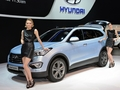 En direct du Salon de Genève 2013 : Hyundai Grand Santa Fe, SUV sept places premium