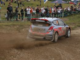 WRC - Hyundai débutera la saison 2015 avec son modèle actuel