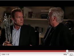 Arnold Schwarzenegger et James Cameron en guerre contre la proposition 23
