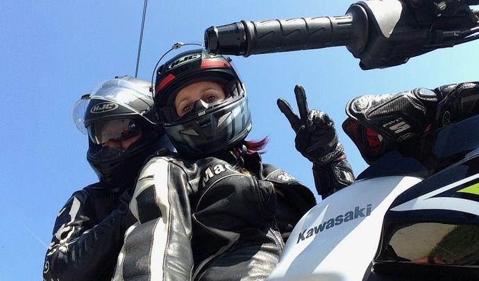 Les Vlogs du Kawasaki Z 650 en A2, épisode 3 : le duo