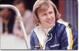 Ronnie Peterson : Le grand blond à la voiture noire