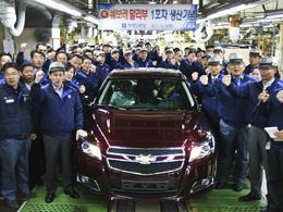 Corée : les employés de GM votent une fois de plus  la grève