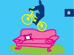 A Copenhague, «vous êtes plus en sécurité sur un vélo que sur votre canapé»