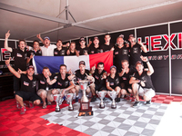 (Week-end de courses) IRC, FIA GT1, WTCC, Formula Nippon