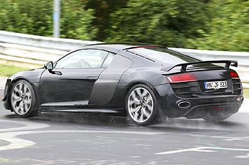 """Future Audi R8 Sport: la R8 """"Plus"""""""