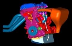 Rallye: Le montage du 1er exemplaire de la Ford Fiesta S2000 débute
