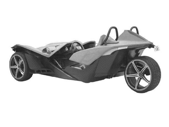 polaris slingshot 3 roues cela vous dit. Black Bedroom Furniture Sets. Home Design Ideas