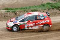 Rallye du Portugal: Auriol et Duval au départ!