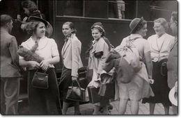 1936 : les premiers départs en vacances