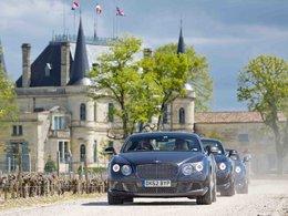 Premier semestre 2014 : +23%, record en vue pour Bentley