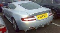 Aston Martin DBS ou DBRS9 ?