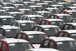 Le marché automobile russe s'effondre