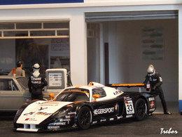 1/43ème - MASERATI MC12 GT1
