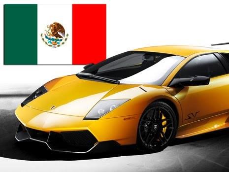 Lamborghini ouvre boutique au Mexique
