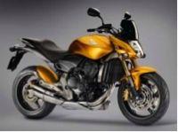 Honda propose des Kits accessoires pour la Hornet 600 cm3