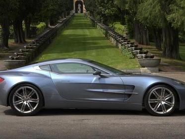 Attention, il ne reste plus que 22 Aston Martin One-77 à vendre
