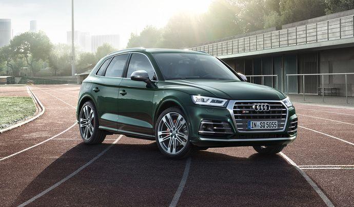Audi Sport : la priorité aux SUV