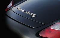 Re-baptisez votre Porsche!