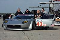 GT2: La Ford GT du Robertson Racing est prête