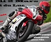 Moto-Club du Beausset: 75 euros la journée de roulage sur le circuit du Luc (83)