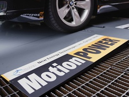 MotionPower, une bande rugueuse capable de récupérer l'énergie cinétique des véhicules, actuellement testée