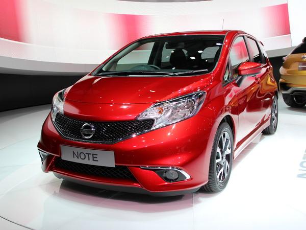 Video en direct du salon de Genève - Nissan note 2 : nouvelle B