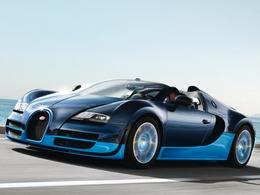 Bugatti s'expose à Saint-Tropez durant un mois cet été