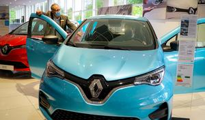 Renault présente ses mesures pour la reprise des ventes dans les concessions