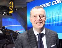 """Genève 2008 : ITW exclusive Alain Visser, Directeur Marketing Europe d'Opel : """"Oser les Flexdoors n'est pas sans risque !"""""""