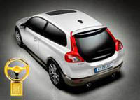La Volvo C30 honorée
