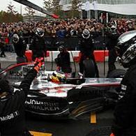 Formule 1 - McLaren: Woking ne sera pas au fond des stands
