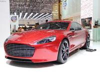 Vidéo en direct de Genève 2013 - Aston Martin Rapide S