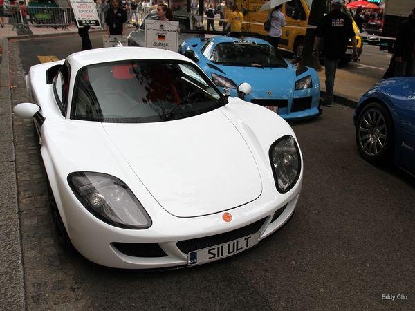 Photos du jour : Ginetta G60 (Parade des Pilotes du Mans)