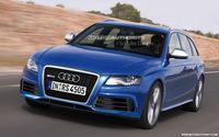 Future Audi RS4 : comme ça ?