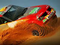 UAE Desert Challenge : la victoire finale de Luc Alphand, l'étape pour Carlos Sainz