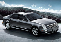 Cadillac rallonge la sauce pour le marché chinois