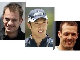 Toyota Hybrid LMP1 : Alex Wurz, Nicolas Lapierre et Kazuki Nakajima, équipage vedette