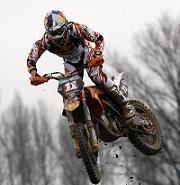 Motocross : Mantova en Italie, MX 2, Simpson et Musquin devant
