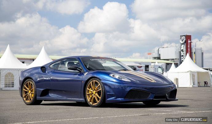 Photos du jour : Ferrari 430 Scuderia (Sport & Collection)
