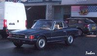 Miniature : 1/43ème - MERCEDES 350SL